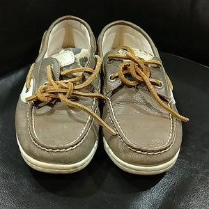 Sperry Boat Shoes 6.5